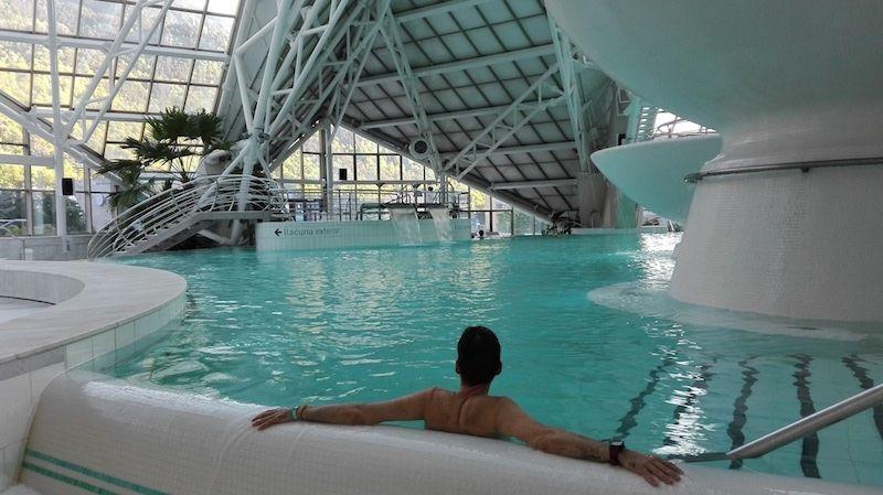 planes puente octubre en un spa en Andorra