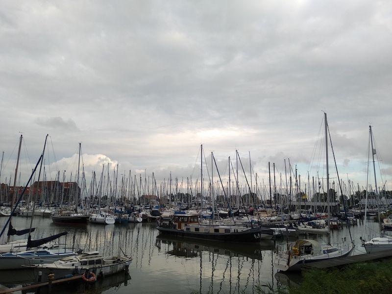 GuestToGuest en Holanda para ver el puerto de Hoorn