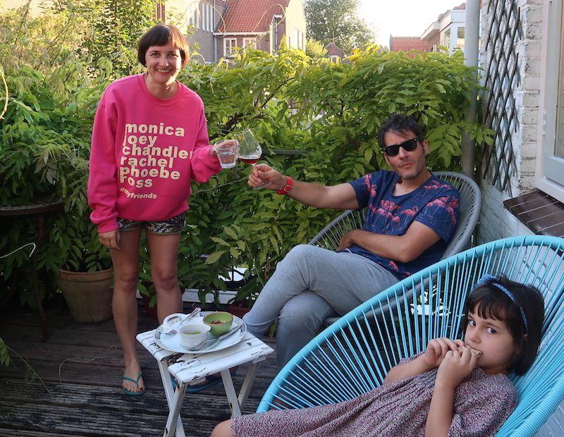 GuestToGuest en Holanda en una casa