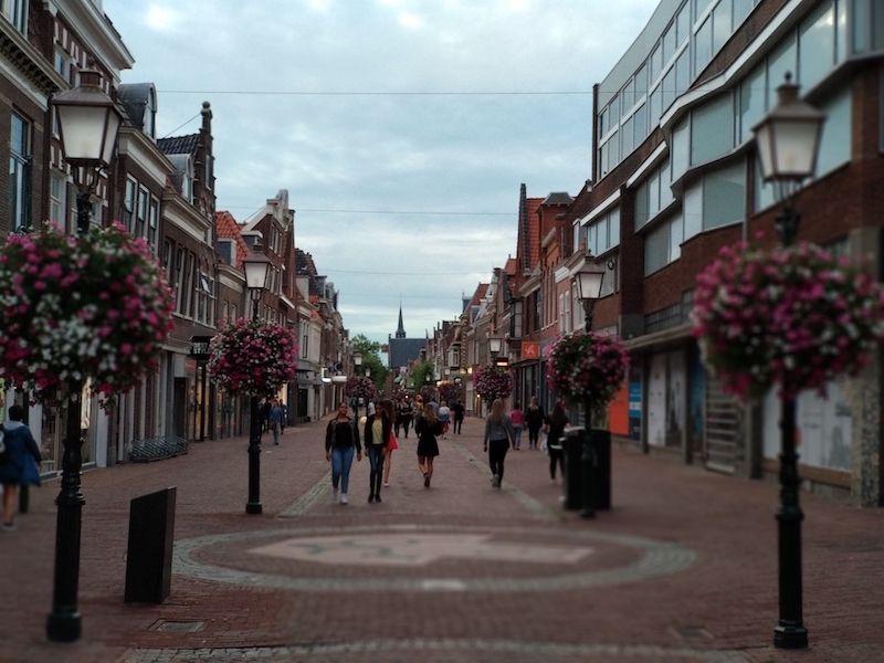 GuestToGuest en Holanda en el pueblo de Hoorn
