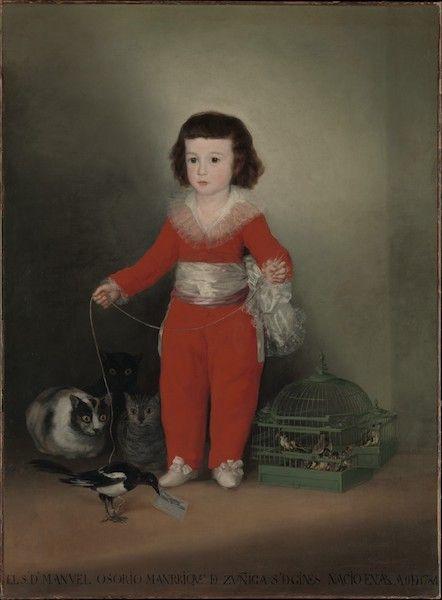 Visitar el Met para ver un Goya
