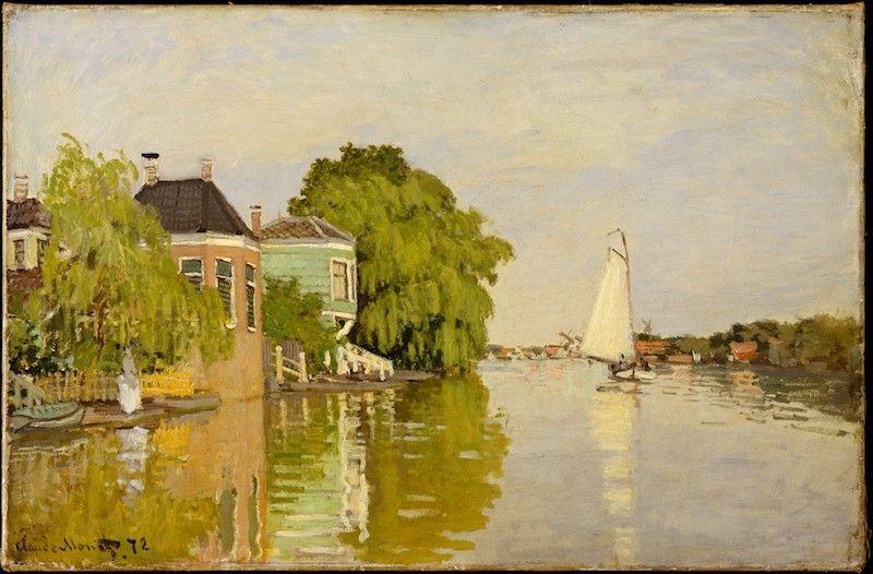 Visitar el Met para ver Monet