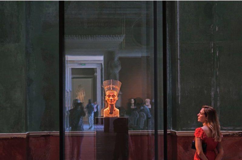 Nefertiti en el Neues Museum