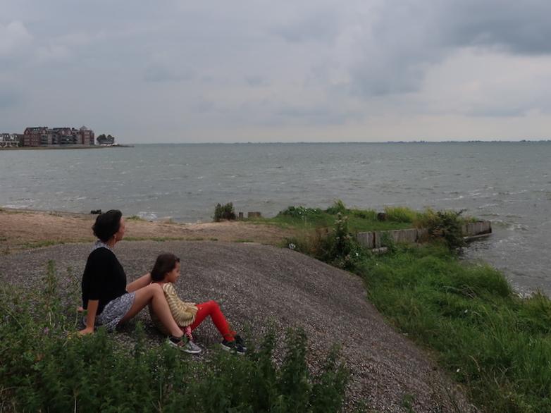 GuestToGuest en Holanda con vistas al mar