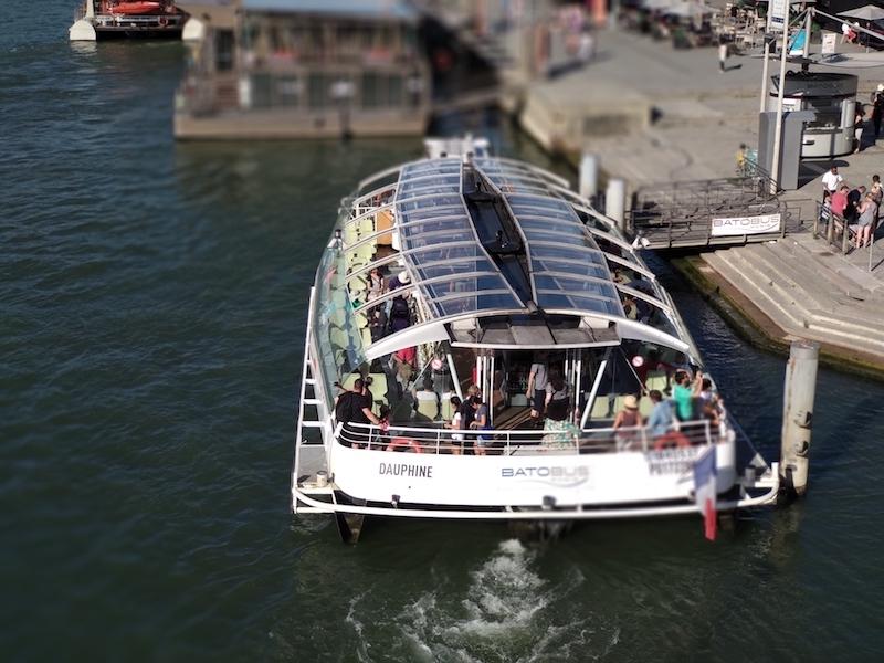 48 horas en París para montar en bateau mouche