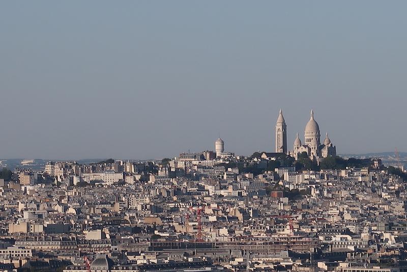 48 horas en París para ver el Sagrado Corazón