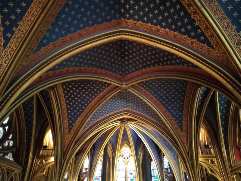 48 horas en París para visitar Sainte-Chapele