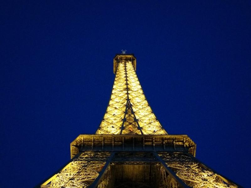 48 horas en París para hacer un tour nocturno
