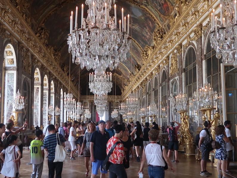 48 horas en París para ir al Palacio de Versalles