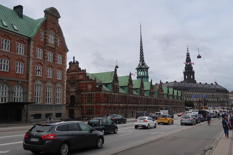 Un día en Copenhague de ruta