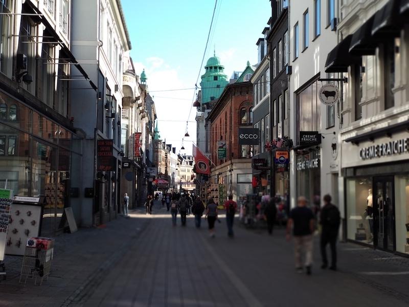 Un día en Copenhague de compras