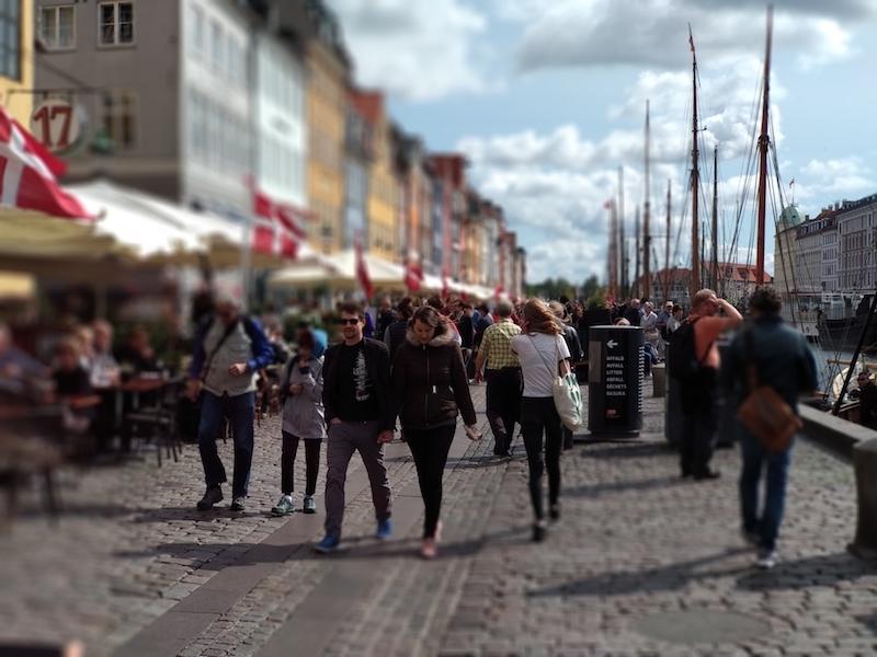 Un día en Copenhague ruta caminando