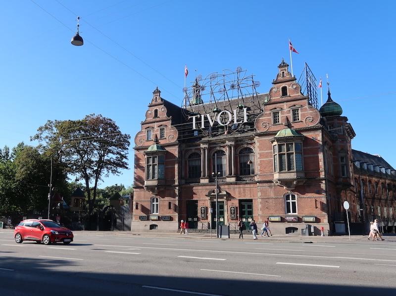 Un día en Copenhague en Tivoli