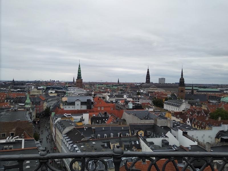 Un día en Copenhague con vistas