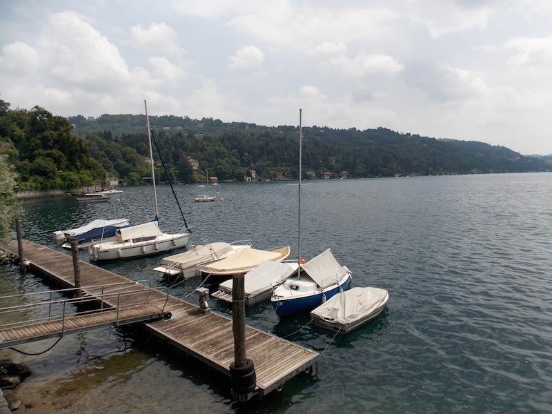 Lago en Orta San Giulio