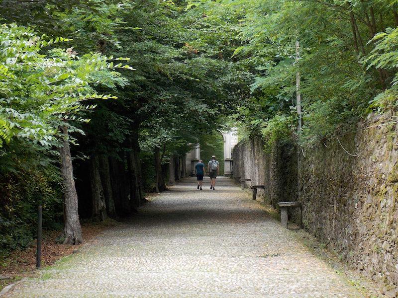 Los Sacri Monte en Orta San Giulio