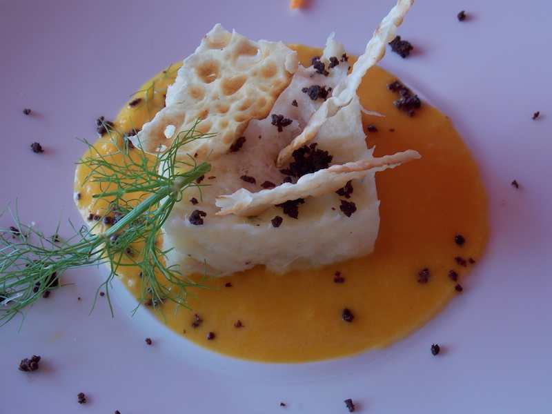 Comer en Orta San Giulio