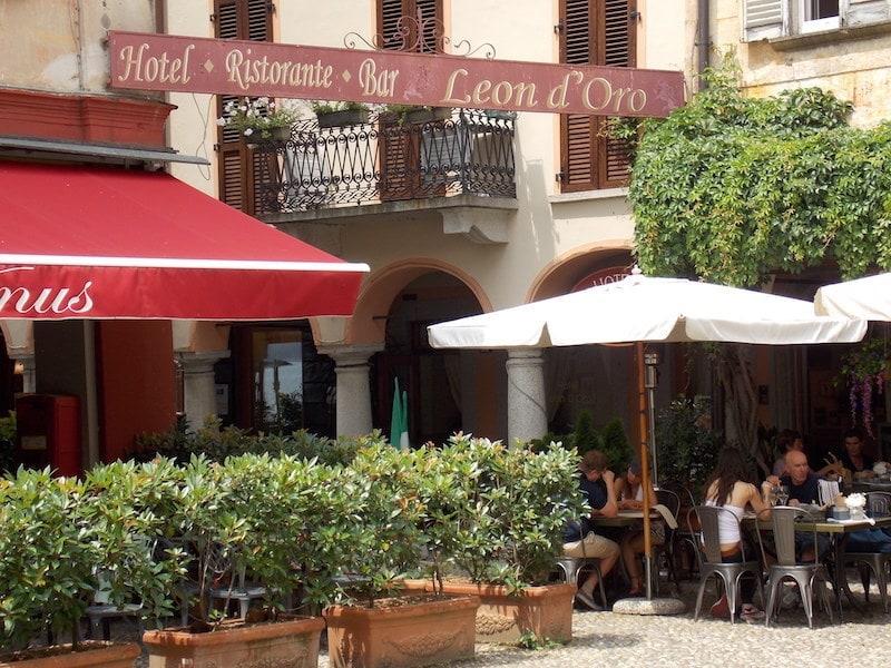 Restaurantes en Orta San Giulio