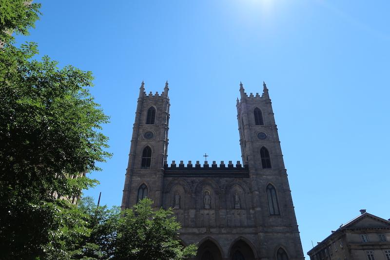 monumentos imprescindibles de Montreal