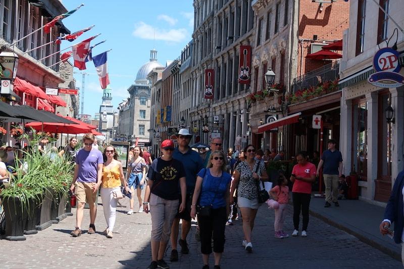 rutas imprescindibles de Montreal