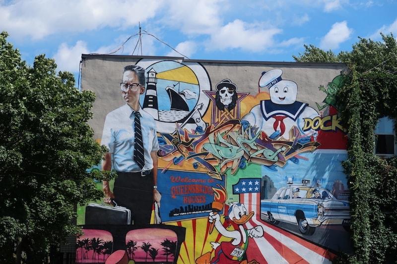 graffitis imprescindibles de Montreal