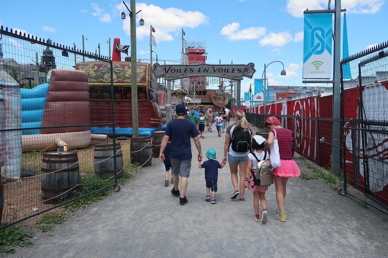 zonas para niños imprescindibles de Montreal
