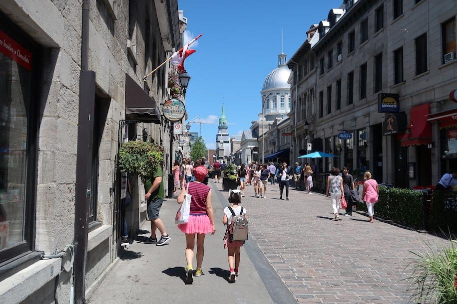 calles imprescindibles de Montreal