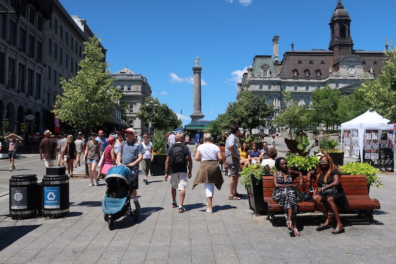 calles del centro imprescindibles de Montreal