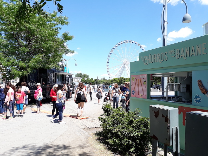 Food trucks imprescindibles de Montreal