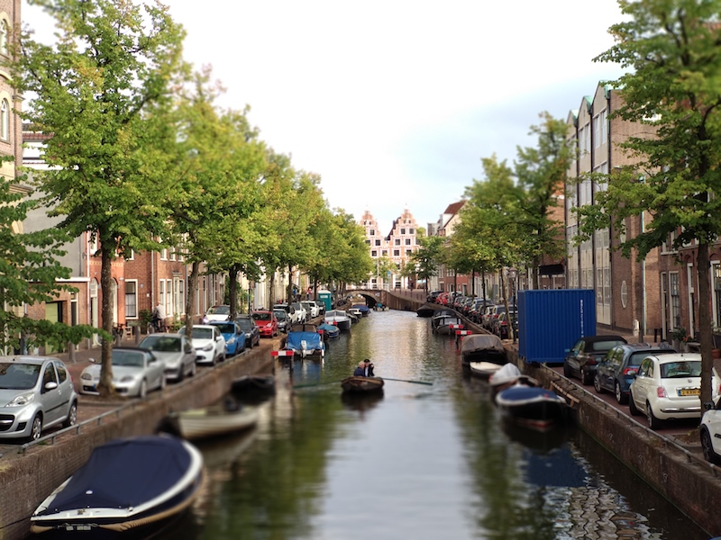 navegar por los pueblos más bonitos de Holanda