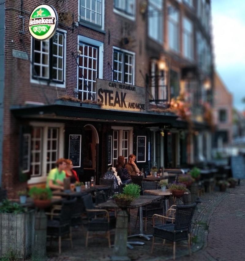 comer en los pueblos más bonitos de Holanda