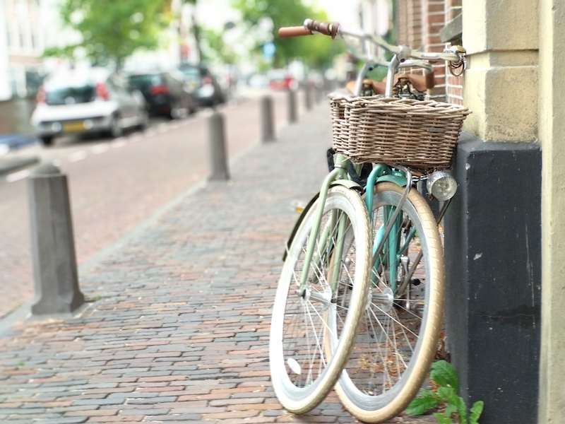 pasear por los pueblos más bonitos de Holanda