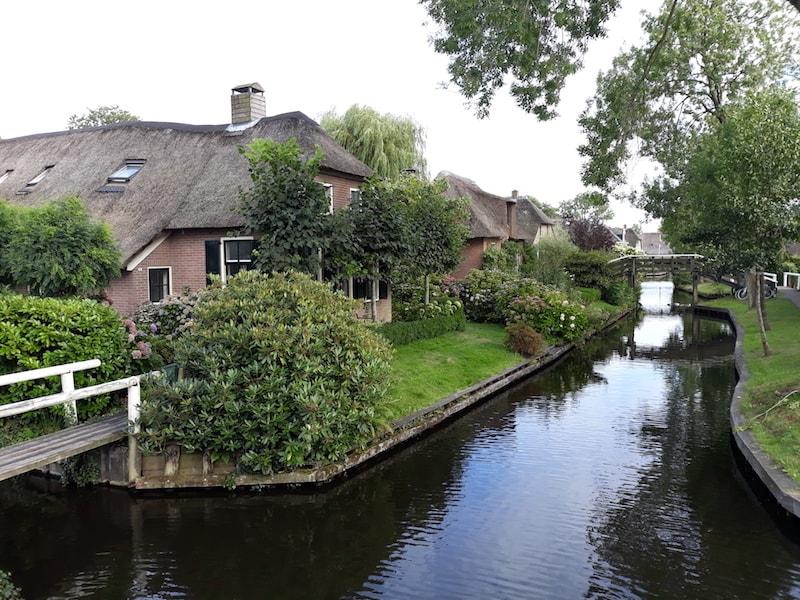recorrer los pueblos más bonitos de Holanda