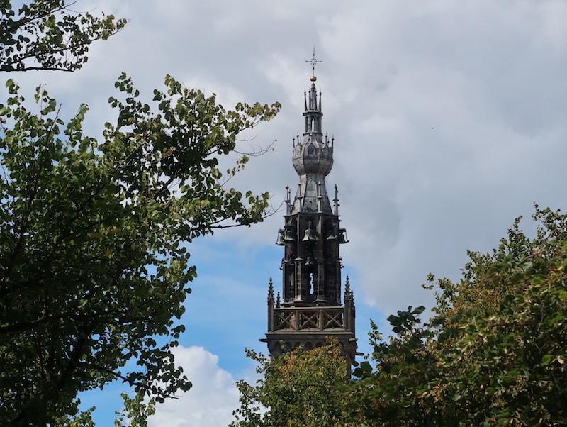 pueblos más bonitos de Holanda para ver iglesias