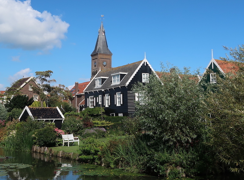 pueblos más bonitos de Holanda del sur