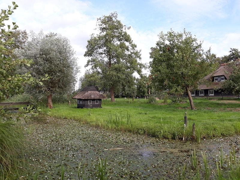paisajes de los pueblos más bonitos de Holanda