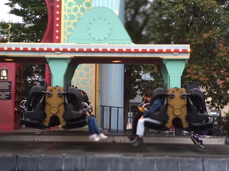 Qué hacer en Tivoli Cophenague mayores de ocho años