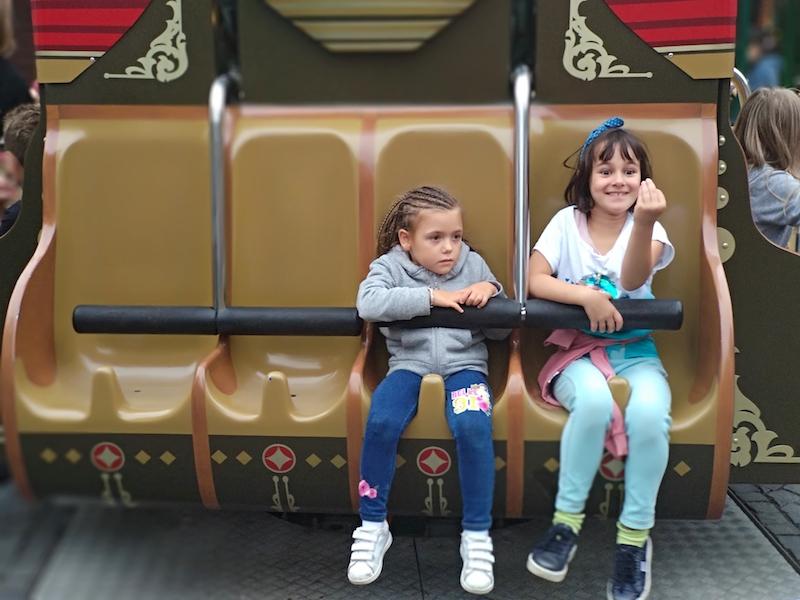 Qué hacer en Tivoli Cophenague menores de 7 años