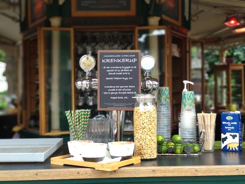 Qué hacer en Tivoli Cophenague y donde comer