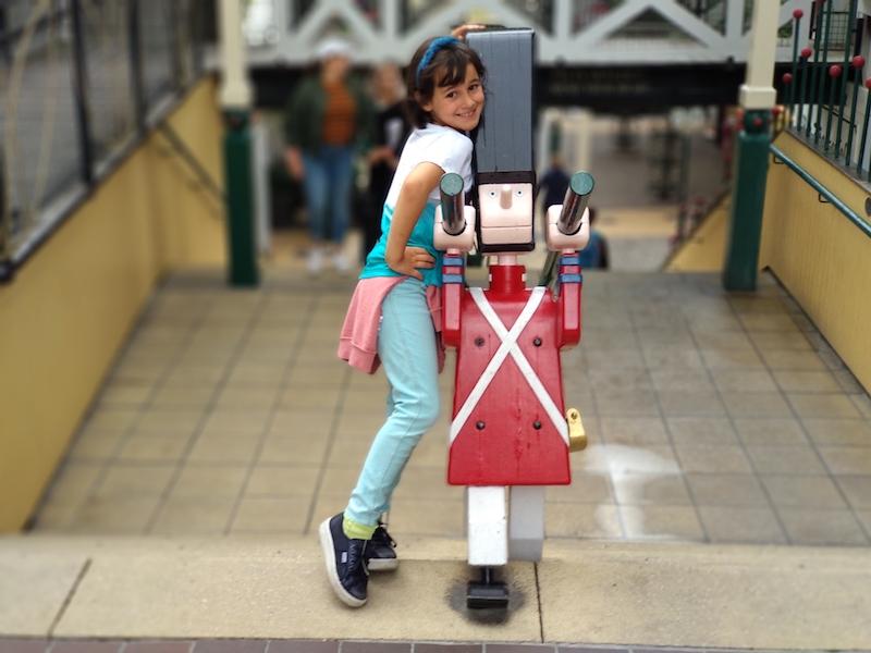 Qué hacer en Tivoli Cophenague con niños