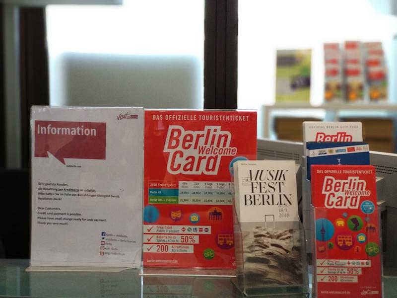 Merece la pena la Berlin Welcomecard