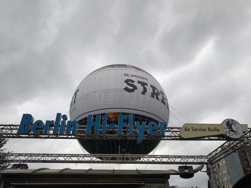 Subir en globo con la WelcomeCard Berlín