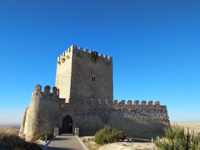 Ruta de los castillos en Valladolid