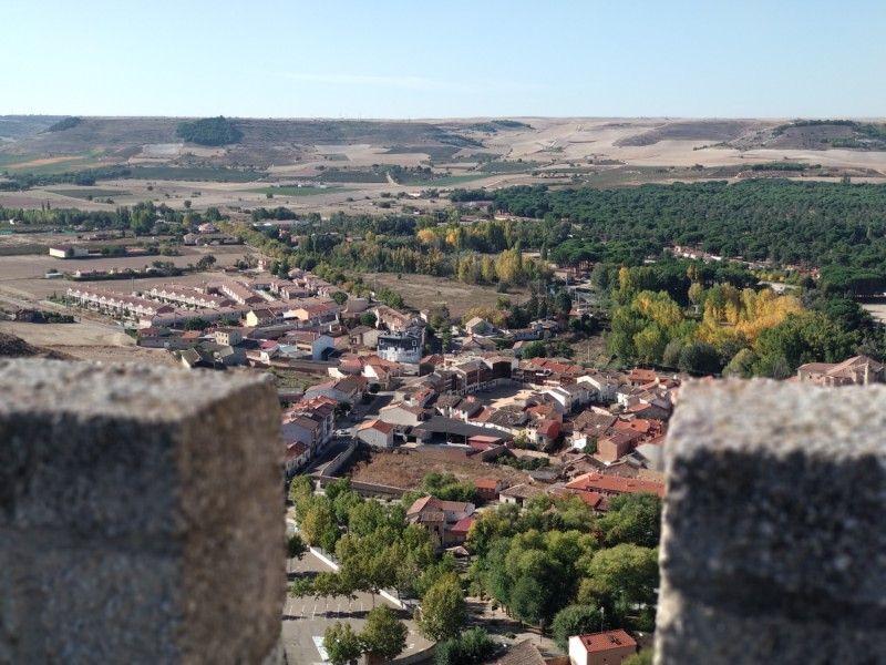 Visita a los castillos de Valladolid