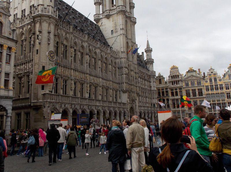48 horas en Bruselas en septiembre
