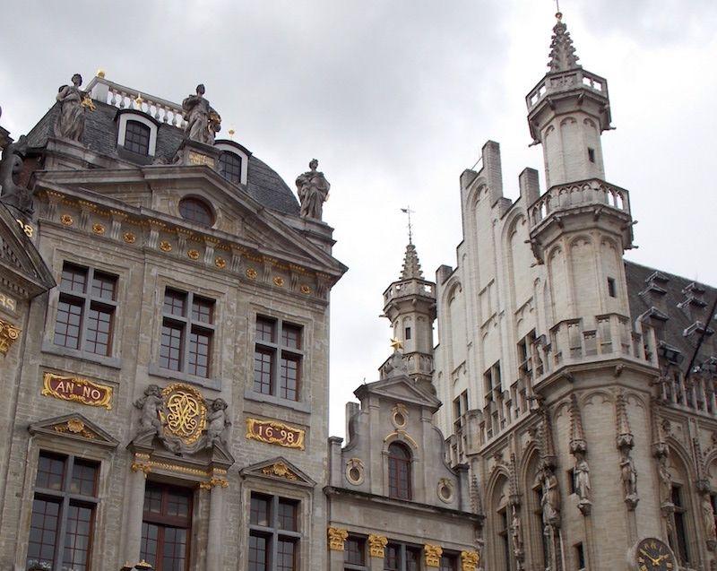 qué visitar en 48 horas en Bruselas