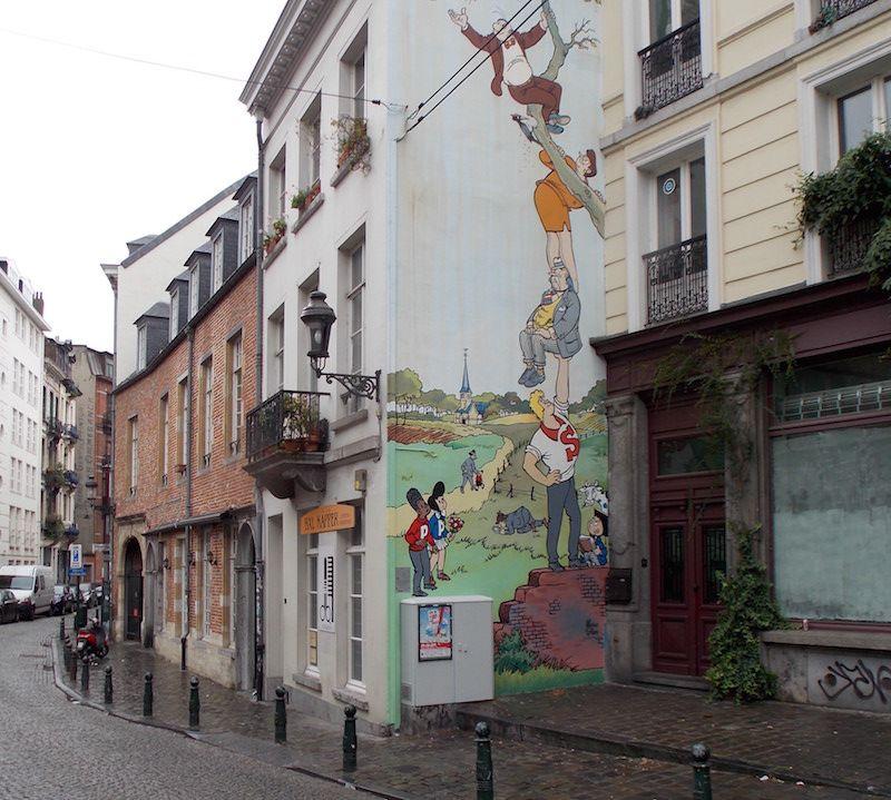 lo imprescindible en 48 horas en Bruselas