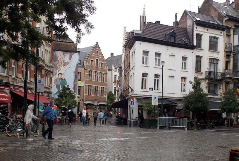 viajar 48 horas en Bruselas