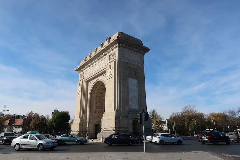 imprescindibles de Bucarest en el centro