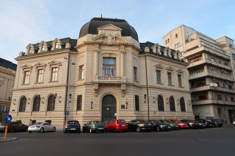 imprescindibles de Bucarest rumanía